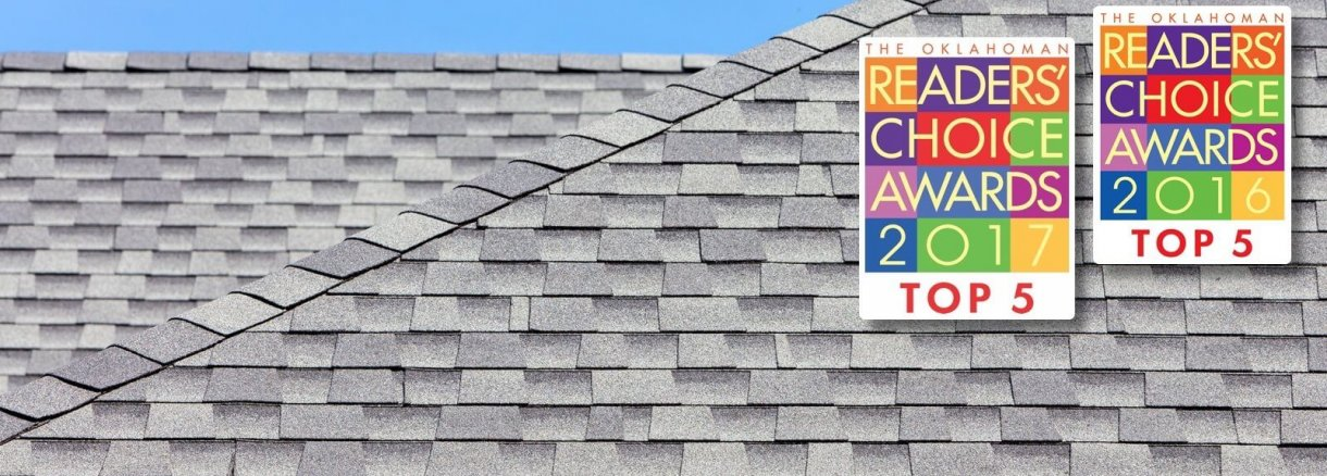 Yates Roofing & Construction Readers' Choice Top 5 for 2017 and 2016. Our roofers are the best in OKC.