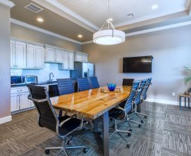 Yates Roofing & Construction Office Conference Room