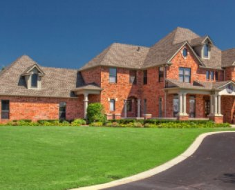 GAF Armorshield II IR shingle in Weathered Wood by OKC roofers Yates Roofing & Construction