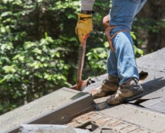 Finance your roof repair through Payzer Financing