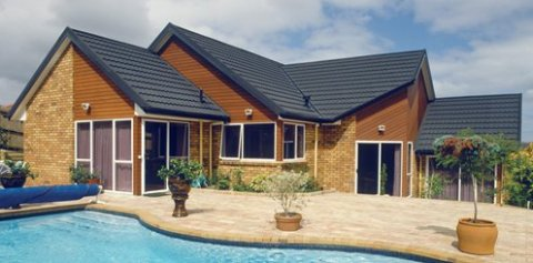Custom Roof with beautiful design and quality