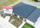 Farmers Insurance Metal and Shingle Commercial Roof Completed by Yates Roofing and Construction in Oklahoma City